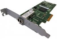 Контроллер HP NC6136 Gigabit server 1000Base SX network interface card (NIC) - 32/64-bit, 66MHz - Has one external fiber-optic duplex SC port and two indicator LEDs - Occupies one PCI 2.2 slot [209816-001]