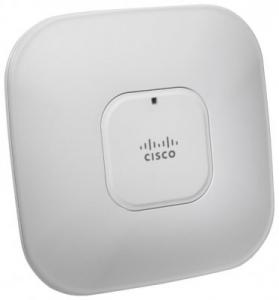 Точка доступа Cisco 802.11n CAP w/CleanAir; 4x4:3SS; Mod; Int Ant; R Reg Domain