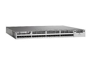 Коммутатор Cisco Systems Catalyst 3850 24 Port 10G Fiber Switch IP Base