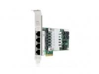 Контроллер HP NC364T PCI-E Mezzine server adapter - 4-port, 1000base-T fiber conector [436431-001]