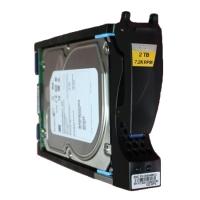 005049058 Жесткий диск EMC 2TB 7.2K 3.5'' SATA для серверов и СХД EMC CX4 Series Storage Systems