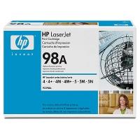 Тонер-картридж HP 98A Black для LJ 4/4m/4+/4m+/5/5m/5n
