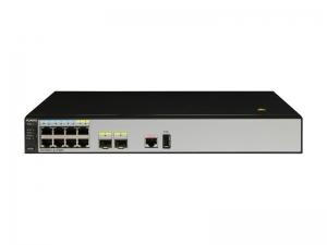 Контроллер точек доступа Huawei AC6005-8 Bundle(Including AC6005-8,Resource License 8AP,AC 110/220V)