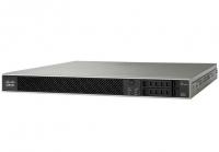 Межсетевой экран Cisco ASA 5555-X with FirePOWER Services, 8GE, AC, 3DES/AES, 2SSD