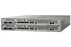 Межсетевой экран Cisco ASA 5585-X EP SSP-10, FP SSP-40,14GE,6SFP+,1AC,3DES/AES