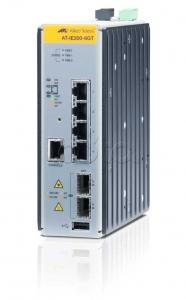 Коммутатор Allied Telesis Managed Industrial switch with 2 x 100/1000 SFP,  4 x 10/100/1000T, no Wifi