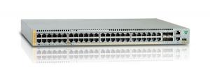 Коммутатор Allied Telesis 48 x 10/100/1000BASE-TX ports, 2 x SFP+ ports, 2 x SFP+/Stack ports, 1 x Expansion module