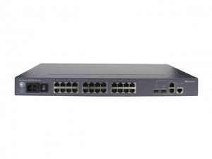 Коммутатор Huawei CE5850-48T4S2Q-HI Switch (48-Port GE RJ45,4-Port 10G SFP+,2-Port 40G QSFP+,2*FAN Box,Port-side exhaust,Without Power Module)