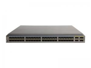 Коммутатор Huawei CE6810-48S4Q-EI Switch (48-Port 10G SFP+,4-Port 40G QSFP+,2*FAN Box,Port-side exhaust,Without Power Module)