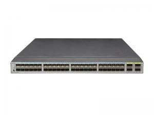Коммутатор Huawei CE6810-48S4Q-LI Switch(48-Port 10G SFP+,4-Port 40GE QSFP+,2*FAN Box,Port-side Intaket,Without Power Module)
