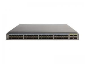 Коммутатор Huawei CE6850-48S4Q-EI Switch (48-Port 10GE SFP+,4-Port 40GE QSFP+,Without Fan and Power Module)