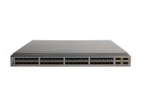 Коммутатор Huawei CE6850-48S6Q-HI Switch(48-Port 10G SFP+,6-Port 40GE QSFP+,2*FAN Box,Port-side Intaket,Without Power Module)