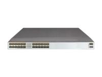 Коммутатор Huawei CE6850U-24S2Q-HI Switch(24-Port 10GE SFP+,support 2/4/8G FC,2-Port 40GE QSFP+,2*FAN Box,Port-side Intake,Without Power Module)