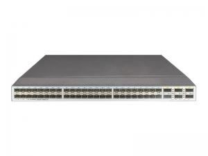 Коммутатор Huawei CE6851-48S6Q-HI Switch(48-Port 10G SFP+,6-Port 40GE QSFP+,2*FAN Box,Port-side Intake,Without Power Module)