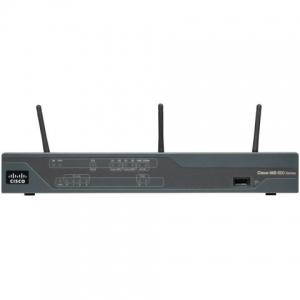 Cisco 887V VDSL2 Router with 802.11n ETSI Compliant
