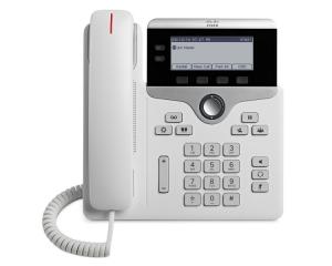 Телефонный аппарат Cisco UC Phone 7821 White