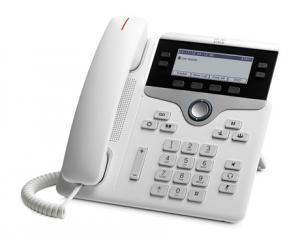 Телефонный аппарат Cisco UC Phone 7841 White