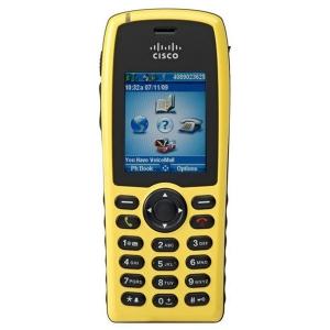 Телефонный аппарат Cisco Unified Wireless IP Phone 7925G-EX, World Mode