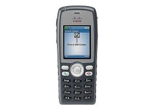 Телефонный аппарат Cisco 7926G World Mode; Included Battery