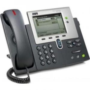 Телефонный аппарат Cisco UC Phone 7942, spare for Russia