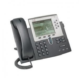 Телефонный аппарат Cisco UC Phone 7962 with 1 CCME RTU License
