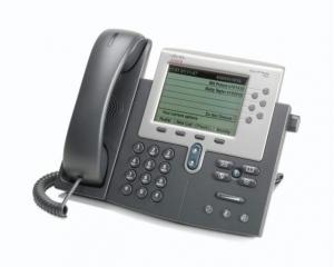 Телефонный аппарат Cisco UC Phone 7962 with 1 RTU License