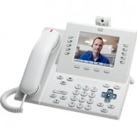 Телефонный аппарат Cisco UC Phone 9951, White, Arabic keypad, Std HS