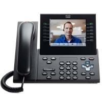 Телефонный аппарат Cisco UC Phone 9971, Charcoal, Arabic keypad, Std HS, Camera