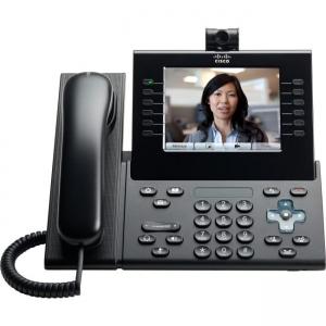 Телефонный аппарат Cisco UC Phone 9971, Charcoal, Arabic keypad, Std HS