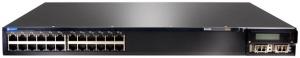 Коммутатор Juniper Networks EX 4200, 24-port 1000BaseX  SFP + 190W DC PS