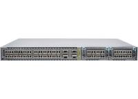 Коммутатор Juniper Networks EX4600, 24 SFP+/SFP ports, 4 QSFP+ ports, 2 expansion slots, redundant fans, 2 AC power supplies, front to back airflow