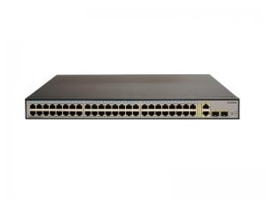 Коммутатор Huawei S1700-52FR-2T2P-AC(48 Ethernet 10/100 ports,2 Ethernet 10/100/1000 ports and 2 Gig SFP,AC 110/220V)
