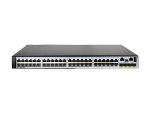 Коммутатор Huawei S5700-52C-PWR-EI-AC(48 Ethernet 10/100/1000 PoE+ ports,with 1 interface slot,with 500W AC power supply)
