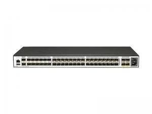 Коммутатор Huawei S5720-50X-EI-AC(46 Ethernet 10/100/1000 ports,4 10 Gig SFP+,AC 110/220V,front access)