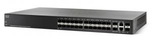 Коммутатор Cisco Systems SG300-28SFP 28-port Gigabit SFP Managed Switch