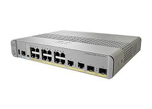 Коммутатор Cisco Systems Catalyst 3560-CX 12 Port PoE IP Base