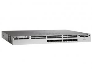 Коммутатор Cisco Catalyst 3850 12 Port 10G Fiber Switch IP Services