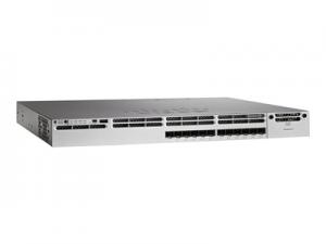 Коммутатор Cisco Catalyst 3850 12 Port 10G Fiber Switch IP Base