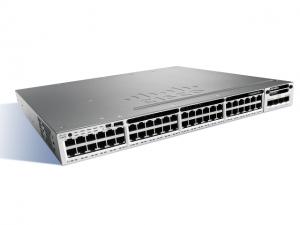 Коммутатор Cisco Systems Catalyst 3850 48 Port PoE IP Service, Russia