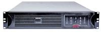 ИБП APC  Smart-UPS 3000VA RackMount, Line-Interactive, user repl. batt., SmartBoost, SmartTrim, SmartSlot, 2U Height, black