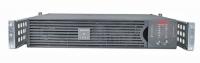 ИБП APC Smart-UPS RT RM 1000VA/700W, 230V, Extended Runtime, Rack 2U (Tower convertible), user repl. batt.,SmartSlot, PowerChute, BLACK (SURT1000XLI + SURTRK)