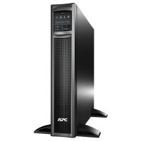 ИБП APC  Smart-UPS X 600W/ 750VA Rack/Tower LCD 230V,  Interface Port SmartSlot, USB , Extended runtime model , Rack Height 2 U