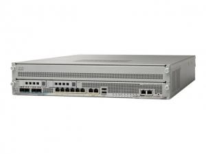 Межсетевой экран Cisco ASA 5585-X SSP-10, FirePOWER SSP-10,16GE,4SFP+,2AC,DES