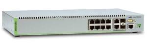 Коммутатор Allied Telesis 8 Port Managed Standalone Fast Ethernet Switch. Single AC Power Supply