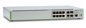 Коммутатор Allied Telesis 8 Port POE+ Managed Standalone Fast Ethernet Switch. Single AC Power Supply
