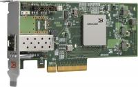 Адаптер HBA Qlogic 10Gb Single Port FCoE CNA, x8 PCIe, SR optics