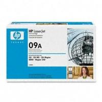 Тонер-картридж HP 09A Black для LJ 8000/mopier 240/ 5si/5si mopier (15000 стр)