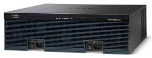 Cisco 3945 AXV Bundle,PVDM3-64,APP,SEC,UC Lic,CUBE-25