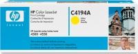 Тонер-картридж HP Yellow для CLJ 4500/4550 (6000 стр)