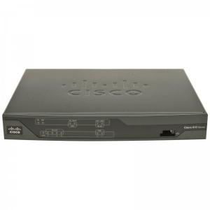 Cisco887, V/ADSL2 WAN, 4 FXS, 2BRI, 1ISDN